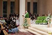 Papa Francisco parroquia de roma